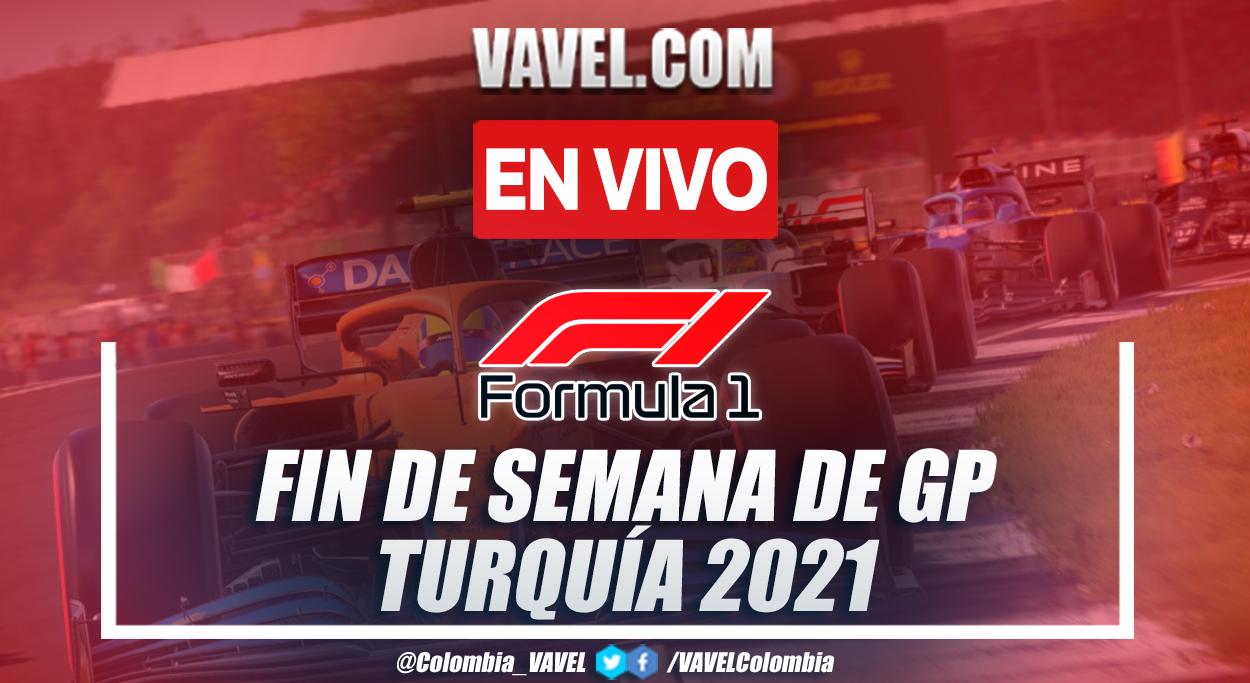 Resumen: GP de Turquía 2021 en Fórmula 1