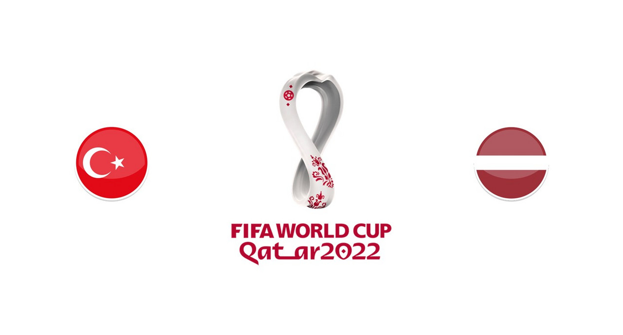 Summary and highlights of Latvia 1-2 Turkey in Qatar 2022 Qualifiers