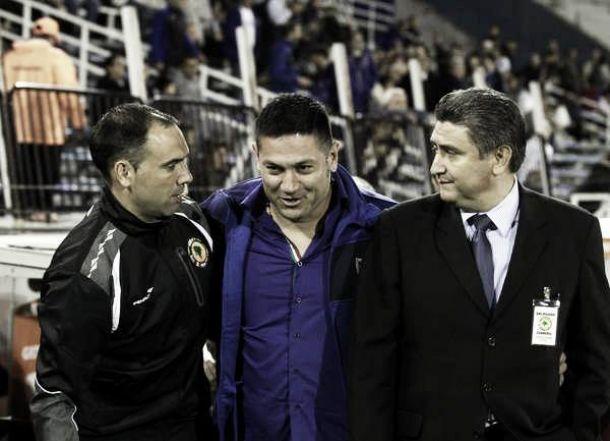 'Turu' Flores pide a San Lorenzo como rival