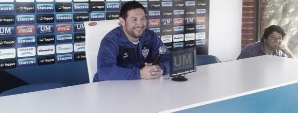 """José Flores: """"Pienso solamente en ganarle a Rafaela"""""""
