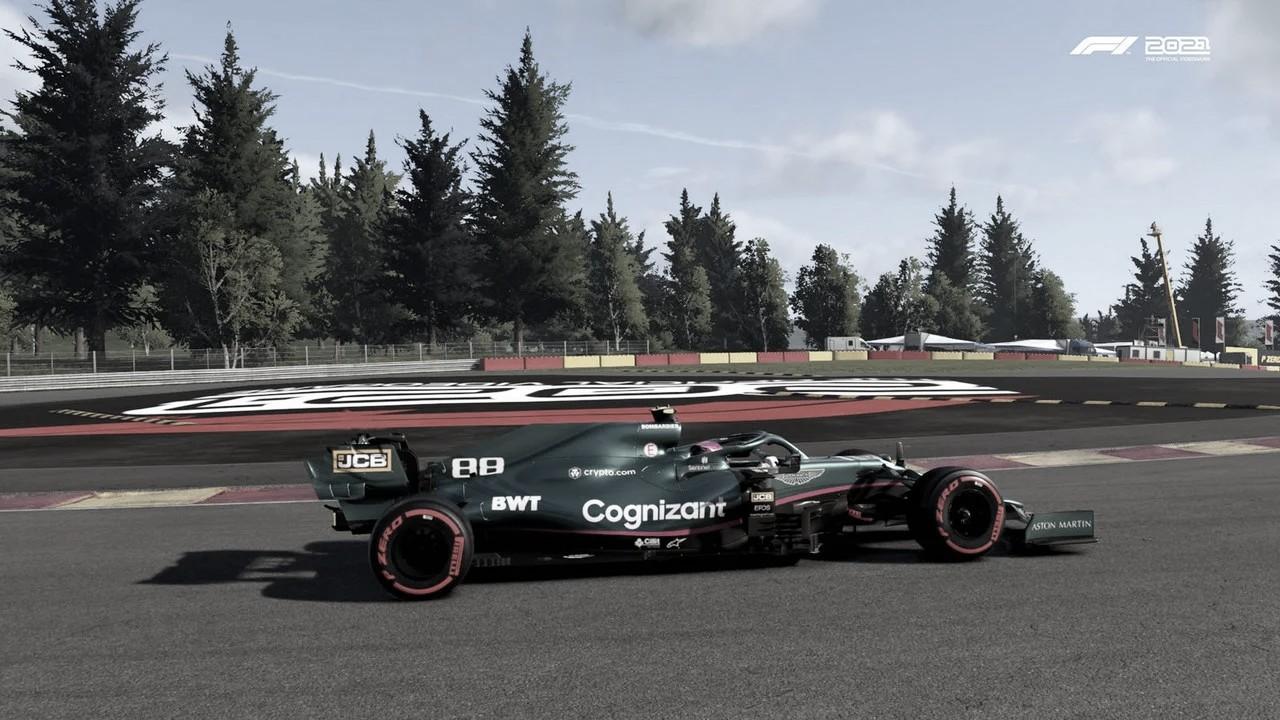 Nico Colautti salvó a Aston Martin con un Top 5°