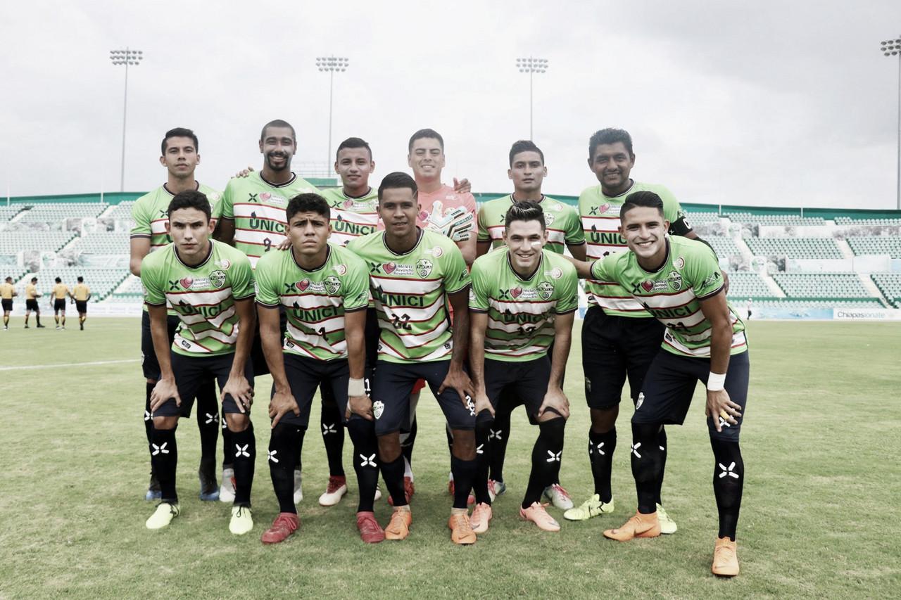 Tuxtla FC y su lugar en el Ascenso MX para 2019
