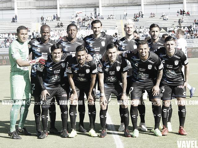 Pachuca, cerca de la clasificación a Copa MX