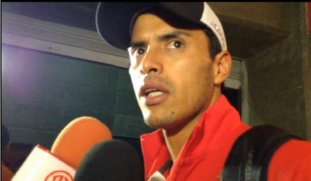 """Alfredo Talavera: """"Se trató de reaccionar y no nos alcanzó"""""""