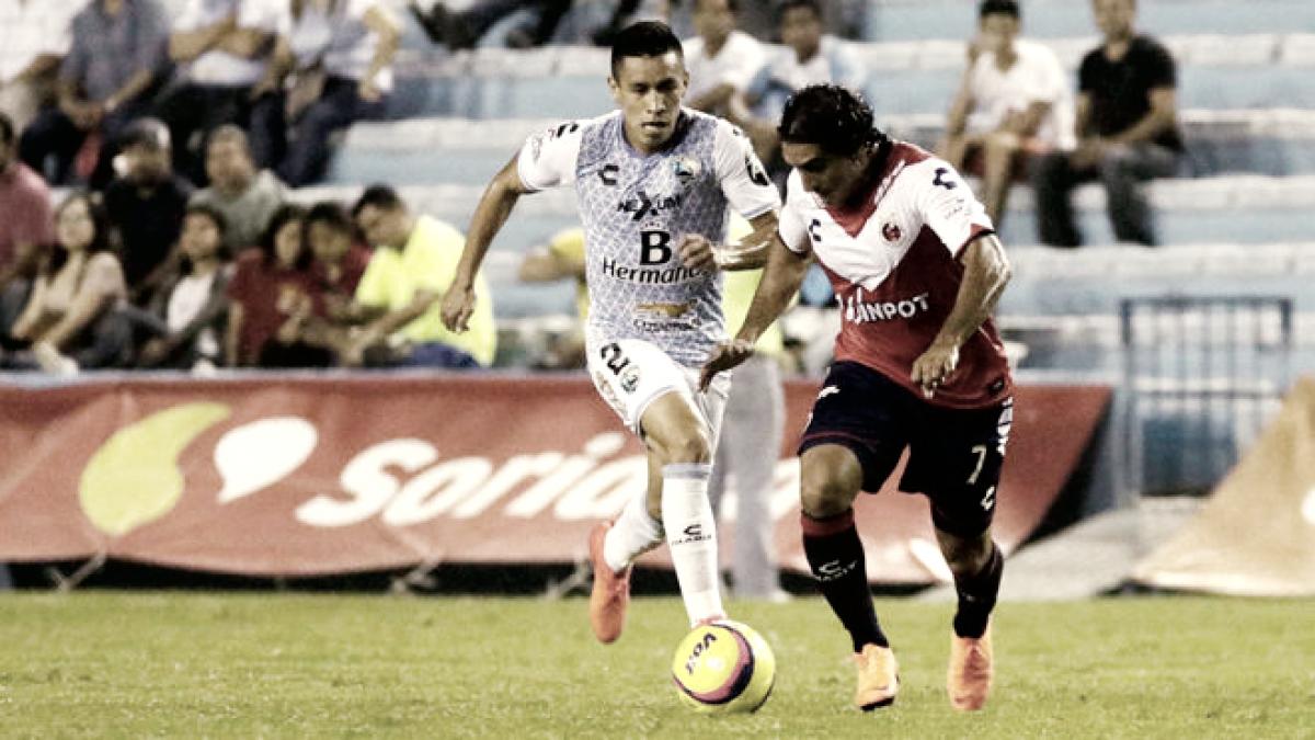 El Veracruz por poco y gana