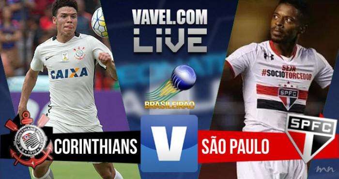 Resultado Corinthians x São Paulo no Campeonato Brasileiro 2016 (1-1)