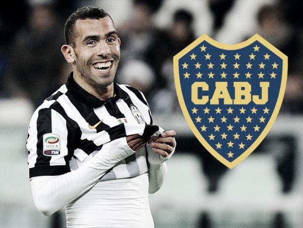 Carlitos Tévez no Boca Juniors: O bom (e rebelde) filho a casa torna