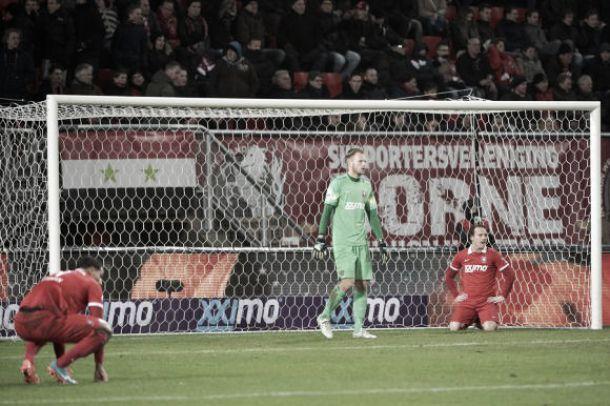 Twente é derrotado em casa pelo Excelsior e se complica na Eredivisie