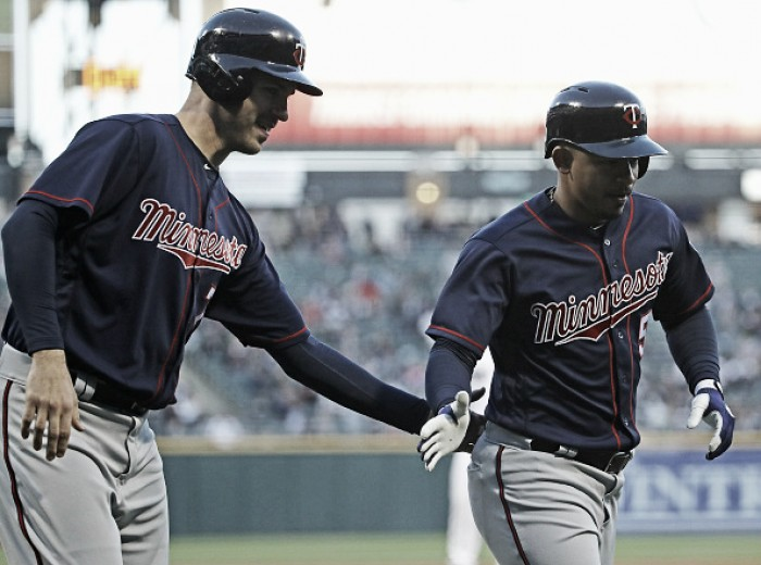 Minnesota Twins hold off Chicago White Sox 7-6