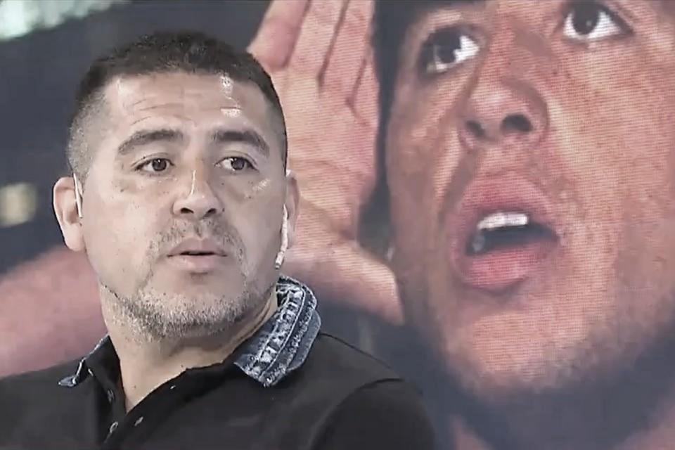 """Riquelme: """"Los últimos años fueron los peores de la historia de nuestro club"""""""
