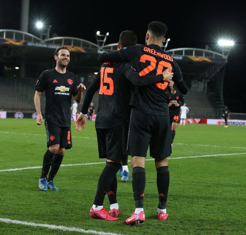 Manchester United Cruise Past LASK As Coronavirus Threatens World Sport