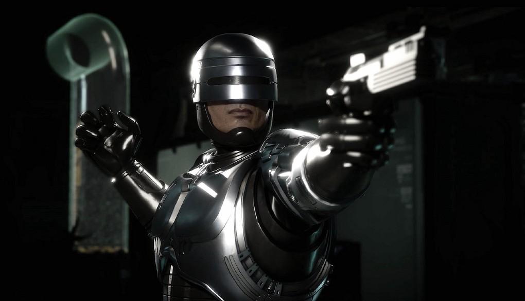 Mortal Kombat 11 recebe Robocop em atualização