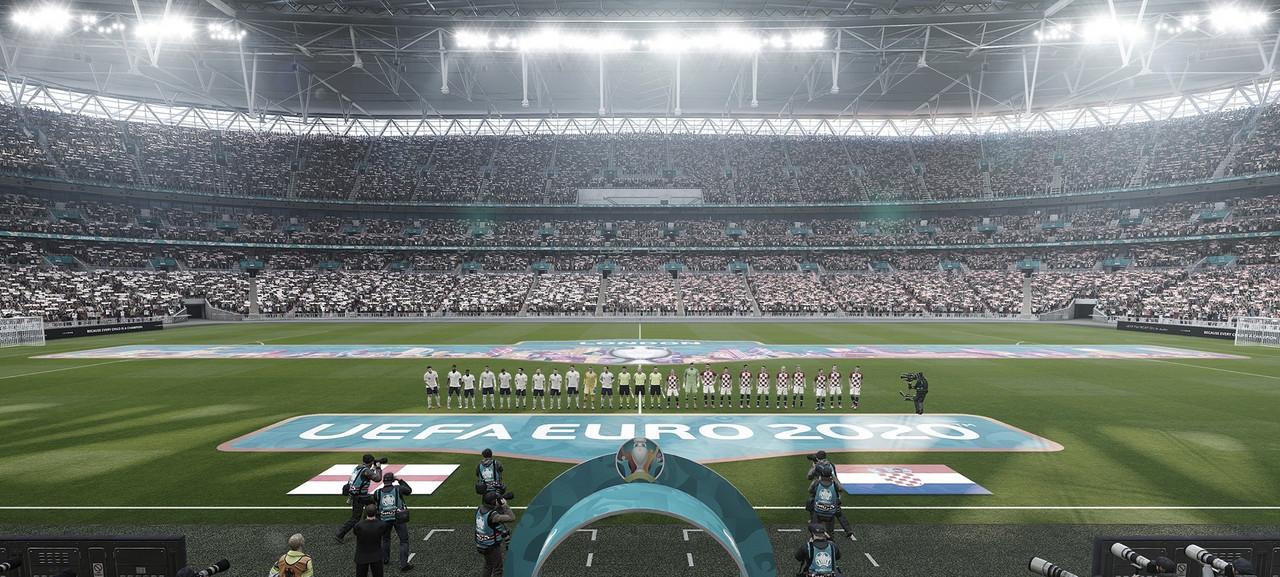 Atualização com Euro 2020 chega ao PES