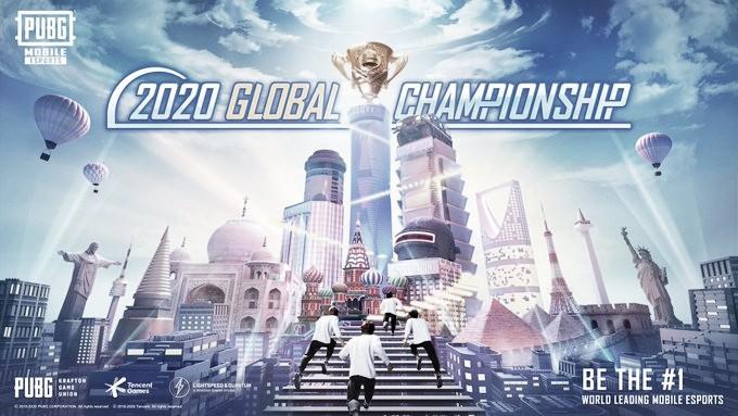 PUBG Mobile Global Championship anunciado para novembro