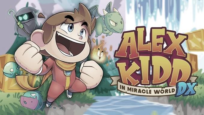 SEGA anuncia remaster de Alex Kidd