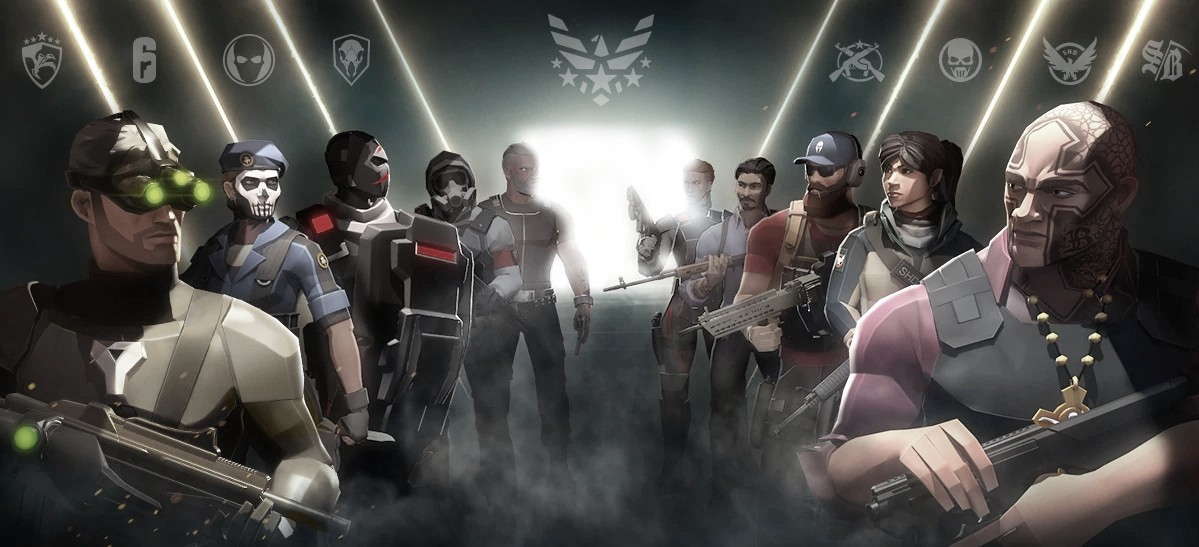 Elite Squad: crossover das séries Tom Clancy's chega para mobile