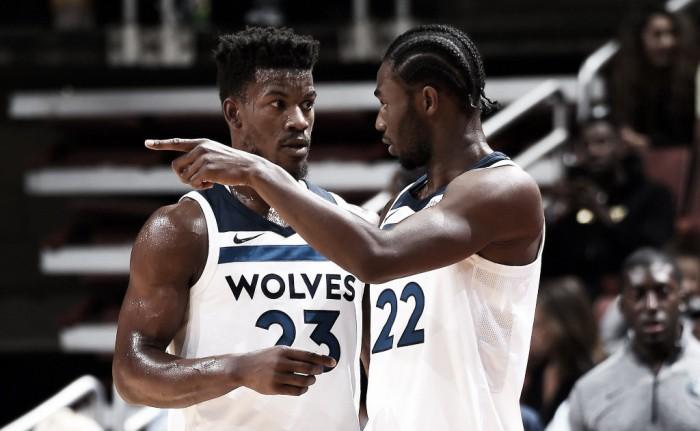 NBA - Timberwolves, la sovrabbondanza di talento è una lama a doppio taglio