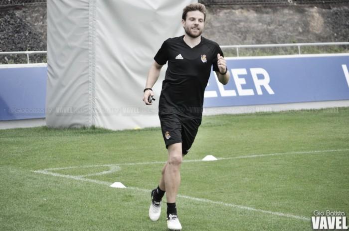 """Asier Illarramendi: """"El equipo ha salido desde el primer minuto a por el partido"""""""