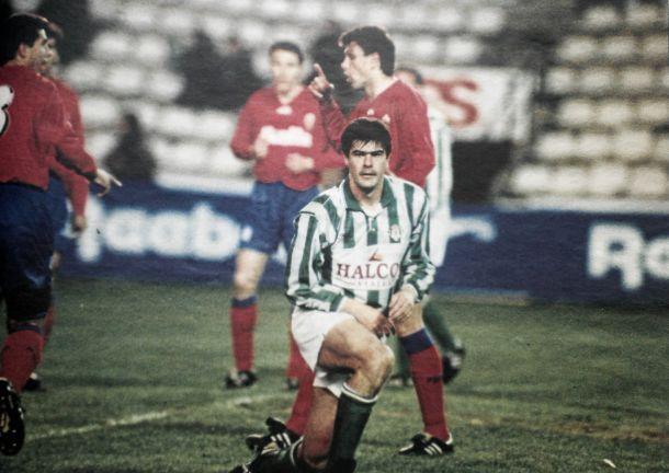 Yo jugué en el Real Betis: Txirri