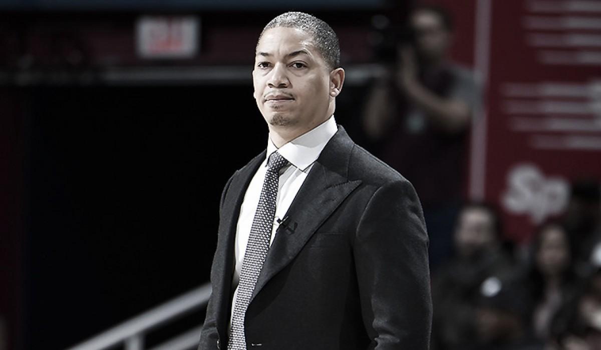 Técnico dos Cavaliers, Tyronn Lue é afastado por problemas de saúde