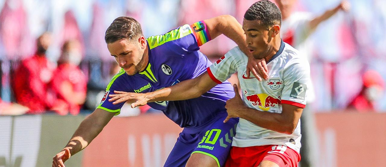 RB Leipzig's Tyler Adams Feels '100% Safe' In Bundesliga Return