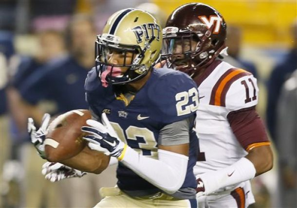 Pittsburgh Holds Off Virginia Tech