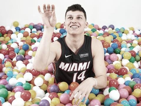Tyler Herro, el diamante que debe pulir Miami