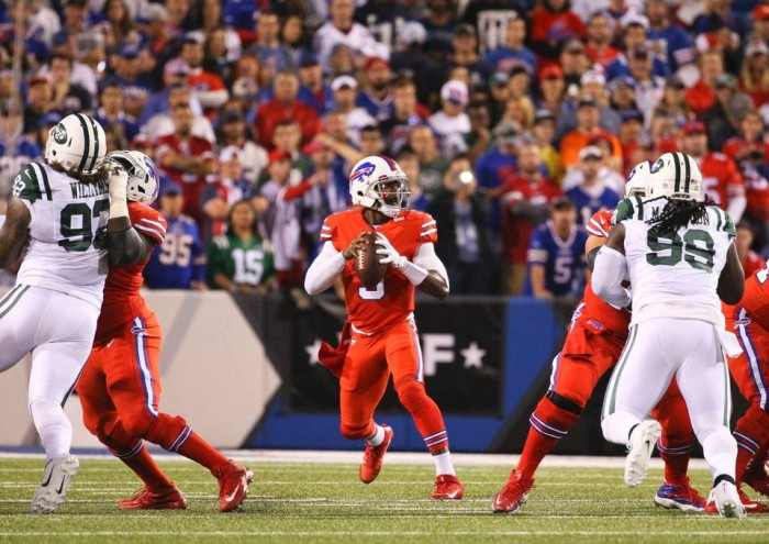 New York Jets overcome Buffalo Bills in Thursday night matchup
