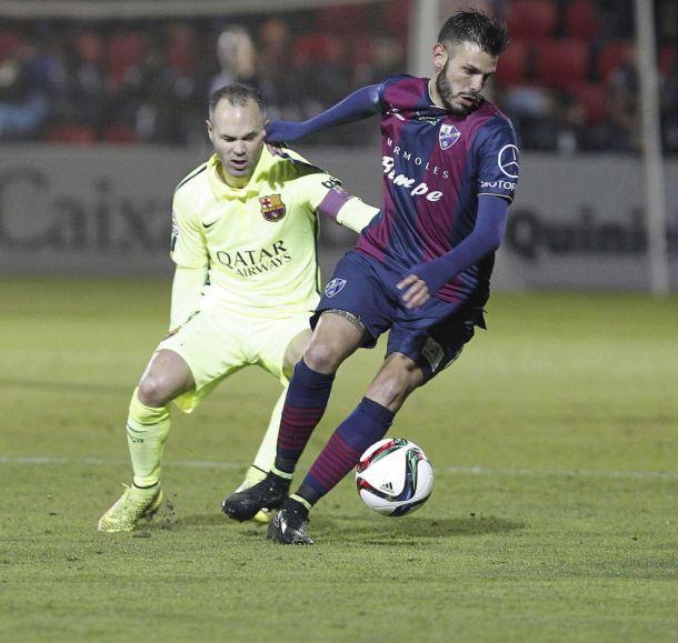 Vuelve la magia de Tyronne a la SD Huesca