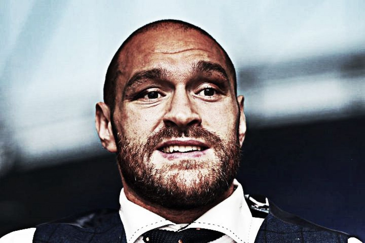¿Quién es 'The Gypsy King' Tyson Fury?