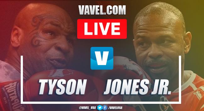 Highlights: Tyson vs Jones Jr. 2020 Fight
