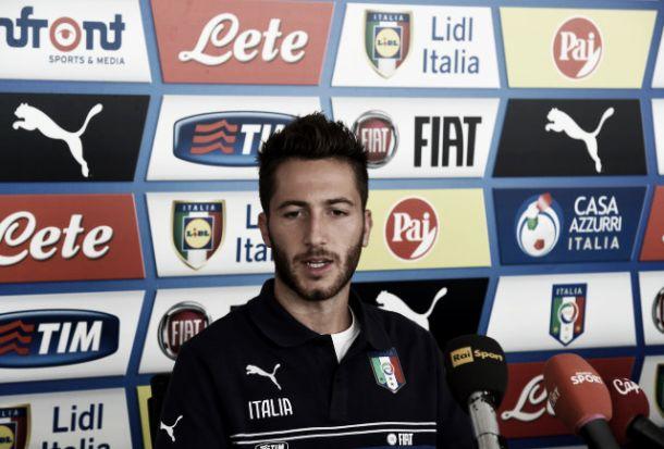 """Dal ritiro azzurro parla Bertolacci: """"Milan? Una scelta importante, vengo da un grande anno"""""""