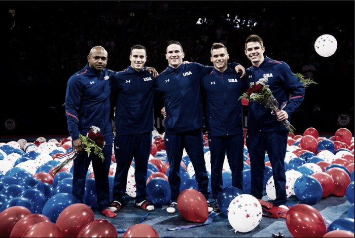 U.S. Men's Gymnastics Olympic Trials: Sam Mikulak comes out on top as Olympic team is selected