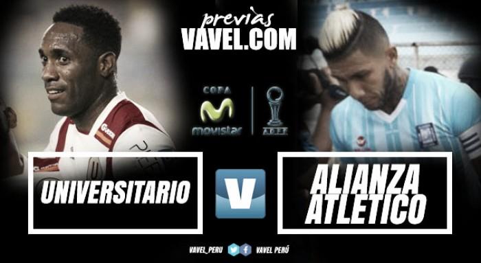 Previa Universitario -Alianza Atlético: 'Cremas' necesitados de volver al triunfo