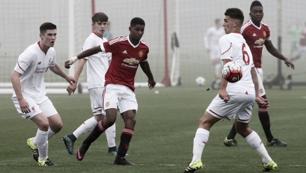 Manchester United U18s 0-4 Liverpool U18s: Young Reds halt rival's momentum with huge win