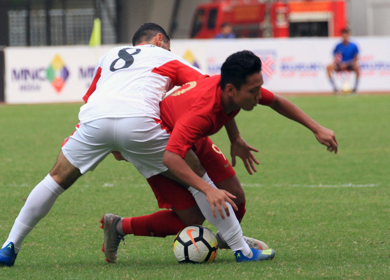 Timnas Indonesia U-19 Kalahkan Yordania 3-2, Ini Catatan Indra Sjafri