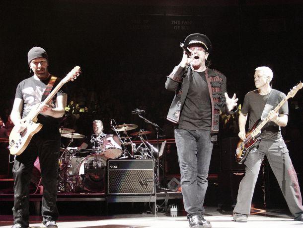 U2 regala un nuevo disco a sus fans.