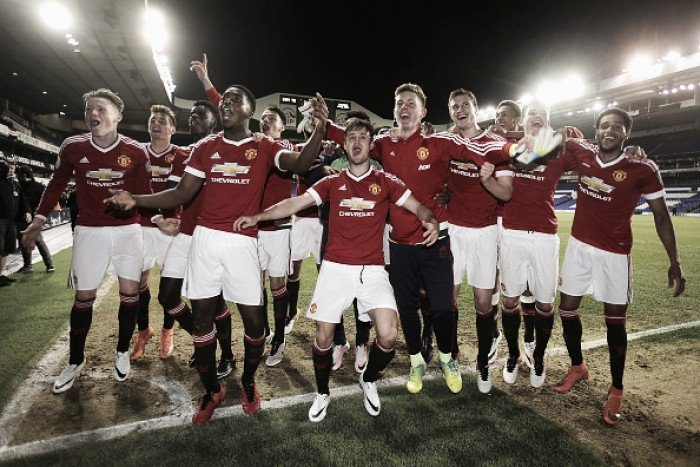 Manchester United under-21s to play in Football League Trophy next season