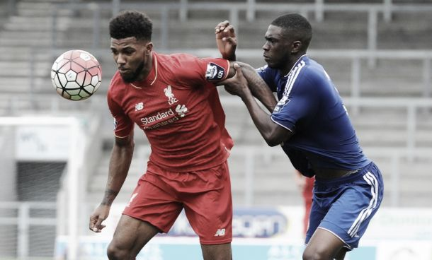Under-21's: Liverpool 0-1 Chelsea - Abraham scores at the death as Blues prevail