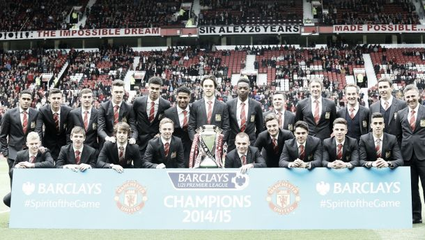 Manchester United under-21 fixtures released