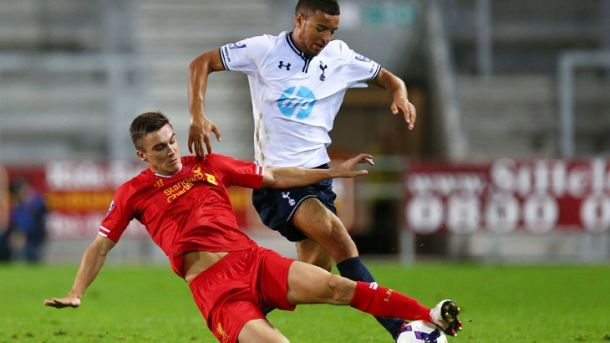 Liverpool sign young defender Kevin Stewart
