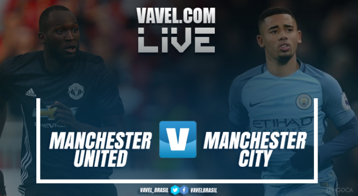 Resultado Manchester United x Manchester City na Champions Cup 2017 (2-0)