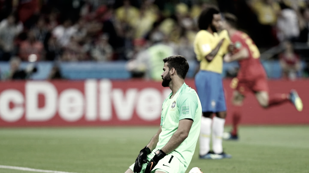 Brasil – Bélgica, puntuaciones de Brasil cuartos de final, Mundial Rusia 2018