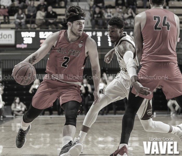 Photos and images of Western Michigan University 73-58 over Ball State University