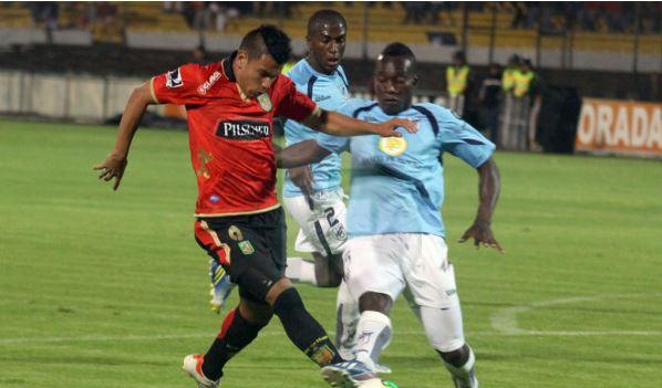 Resultado Deportivo Cuenca - Universidad Católica (1-2)
