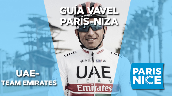 Guía VAVEL: París-Niza 2019. UAE - Team Emirates