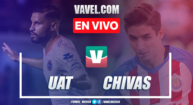 Resumen y video goles Correcaminos UAT 0-2 Chivas Guadalajara en Copa MX 2019