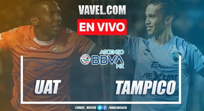 Goles y resumen: Correcaminos 1-0 Tampico en Clausura 2020