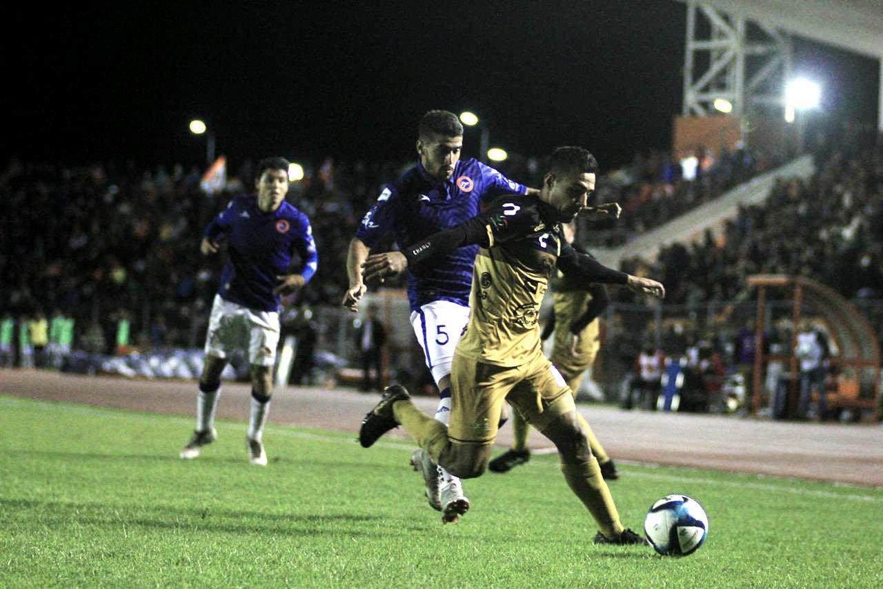 Dorados logra su primera victoria del torneo