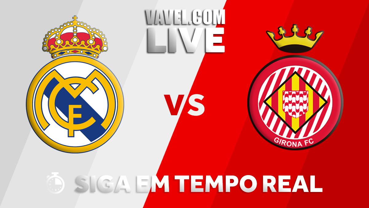 Assistir Getafe X Real Madrid Ao Vivo Pelo Campeonato Espanhol: Real Madrid X Girona AO VIVO Online Pelo Campeonato